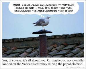 vatican_seagull