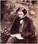 Lewis Carroll reading made up words