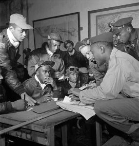 Tuskegee Airmen (Wikipedia)