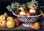 Mailoica Basket of Fruit, Fede Galizia