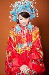 Qing Dynasty Wedding Gown (Wikipedia)