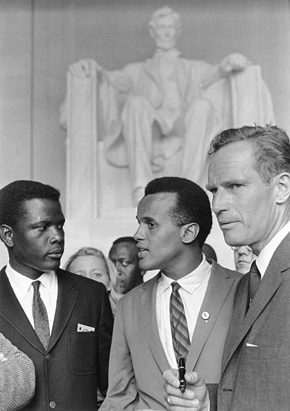 Civil Rights March 1963 (Wikipedia)