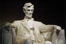 The Lincoln Memorial (Wikipedia)