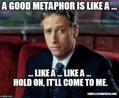a good metaphor
