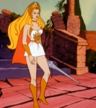 She-Ra, Princess of Power (Wikipedia)