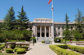 The courthouse I moved into 20 years ago. (Wikimedia.)