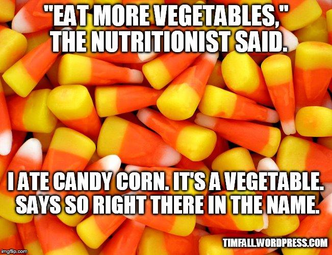 Candy Corn A Halloween Song