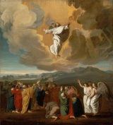 Ascension, John Singleton Copley, 1775 (Wikipedia)