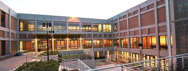 King Hall, my law school at UC Davis
