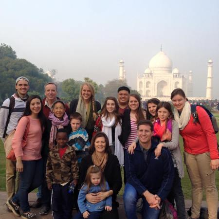 More of our travels around South Asia with Jenna and her team