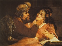 Judah and Tamar, by Aert de Gelder (1667)
