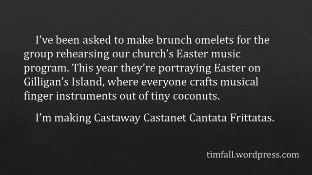 Castaway Cantata