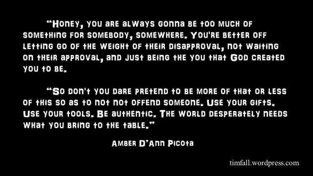 Amber D'Ann Picota
