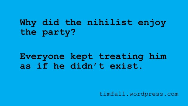 Nihilist party