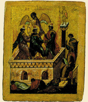 The uncommon courage of Esther, Thomas and Shadrach | Tim ...