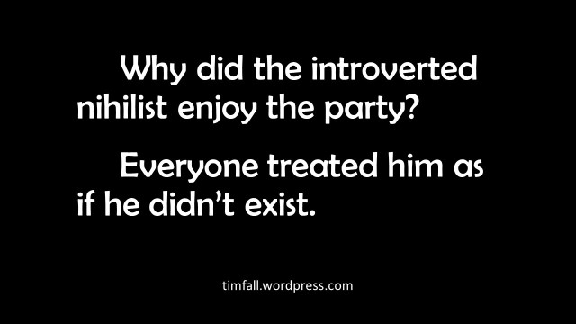 introverted nihilist