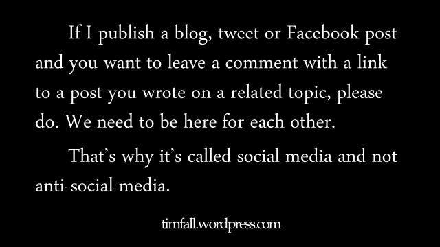 posting and hosting
