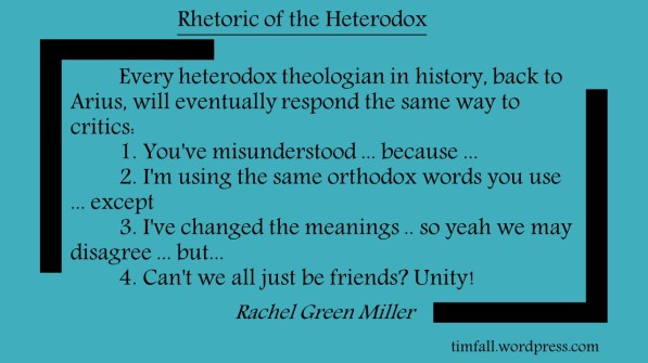 heterodox rhetoric