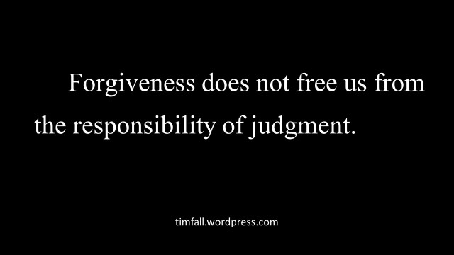 forgiveness-and-judgment