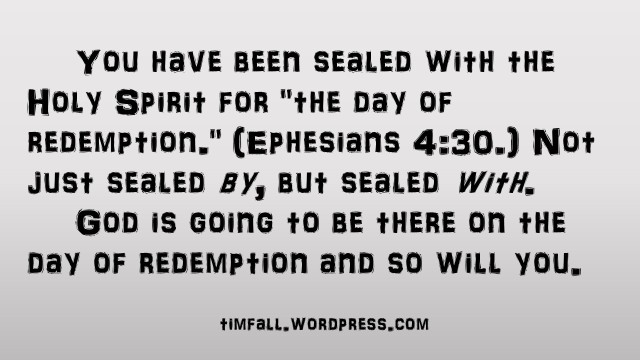 sealed-salvation
