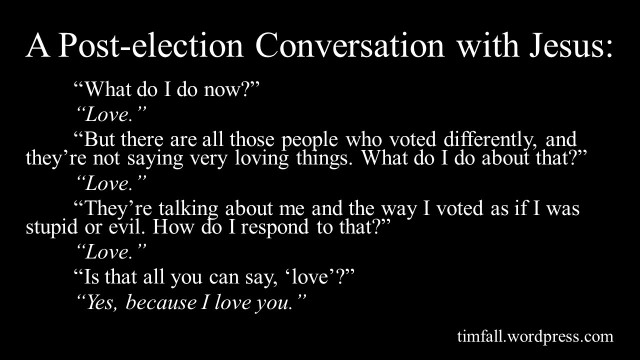 a-post-election-conversation-with-jesus