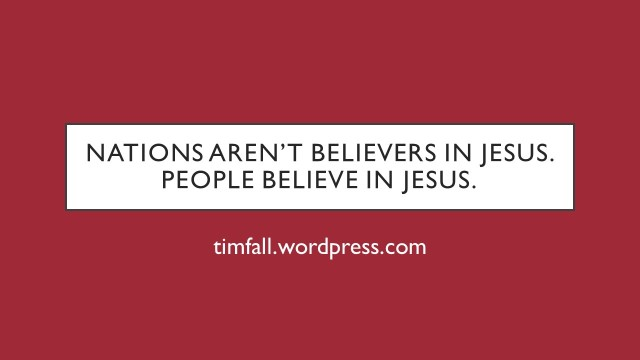 Nations aren't believers in Jesus.jpg