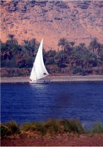 dhows_on_the_nile